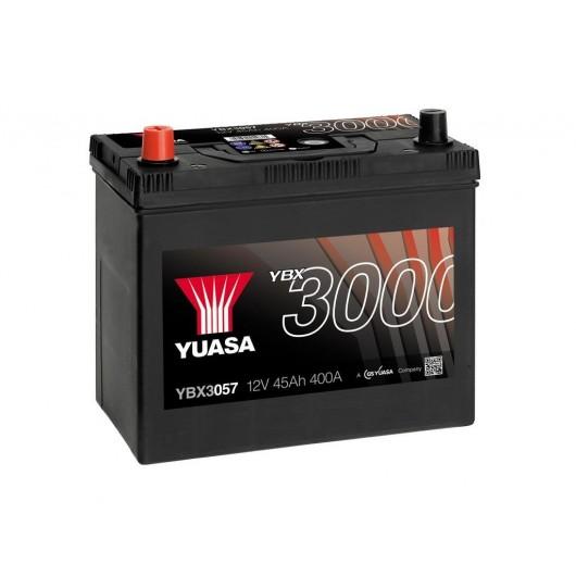 Baterie auto Yuasa 12V 45Ah (YBX3057)