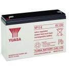 Acumulator industrial Yuasa 6V 12Ah (NP12-6)