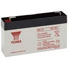 Acumulator industrial Yuasa 6V 3Ah (NP3-6)