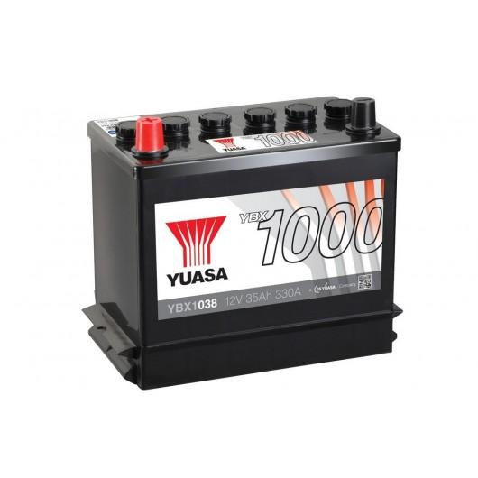 Baterie auto Yuasa 12V 35Ah (YBX1038)