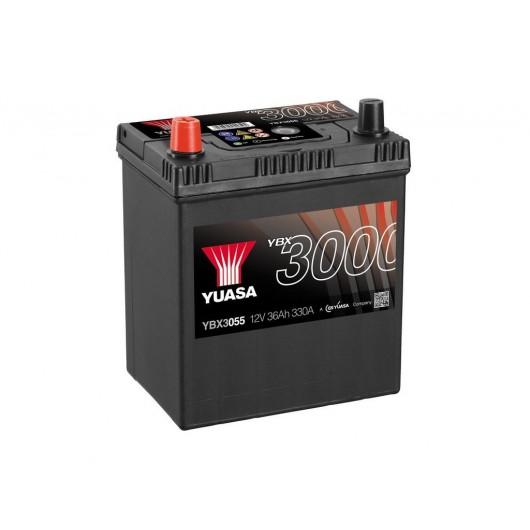 Baterie auto Yuasa 12V 36Ah (YBX3055)