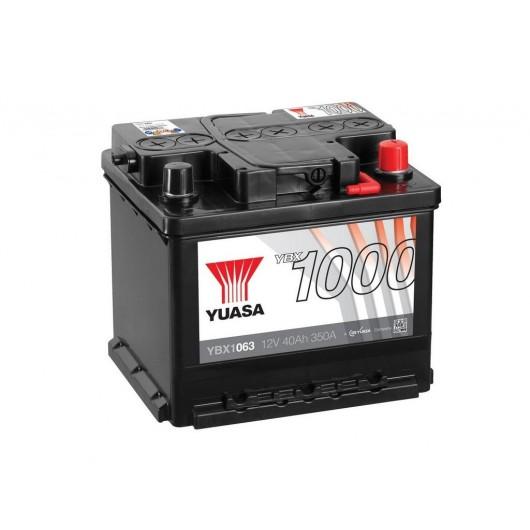 Baterie auto Yuasa 12V 40Ah (YBX1063)