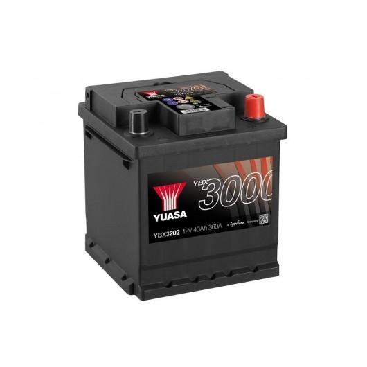 Baterie auto Yuasa 12V 40Ah (YBX3202)