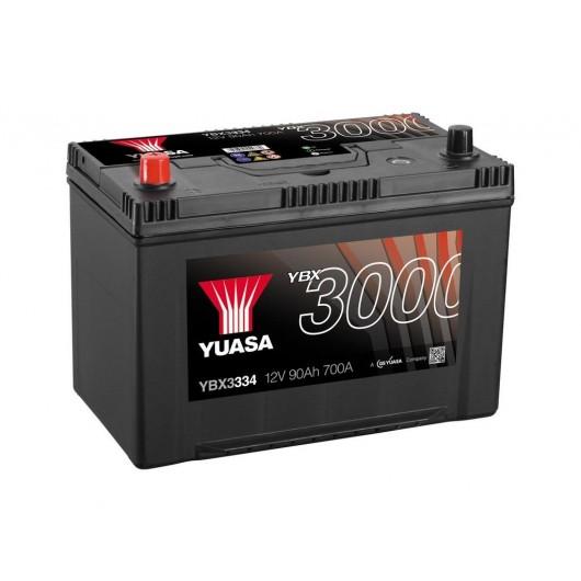 Baterie auto Yuasa 12V 90Ah (YBX3334)