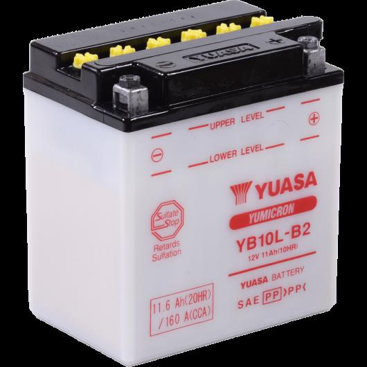 Baterie moto Yuasa YuMicron 12V 11Ah (YB10L-B2)