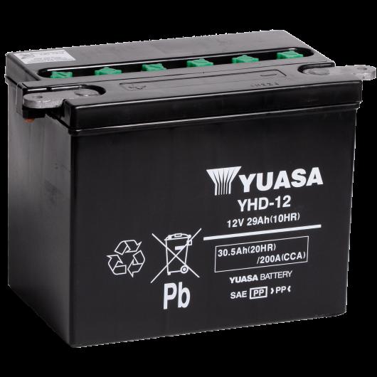 Baterie moto Yuasa YuMicron 12V 29Ah (YHD-12)