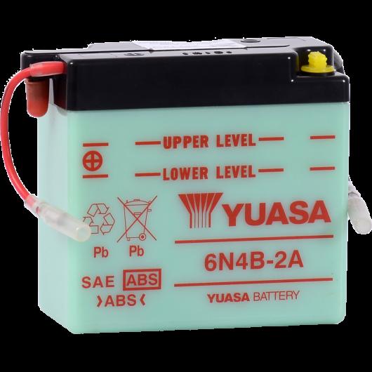 Baterie moto Yuasa 6V 4.2Ah (6N4B-2A)