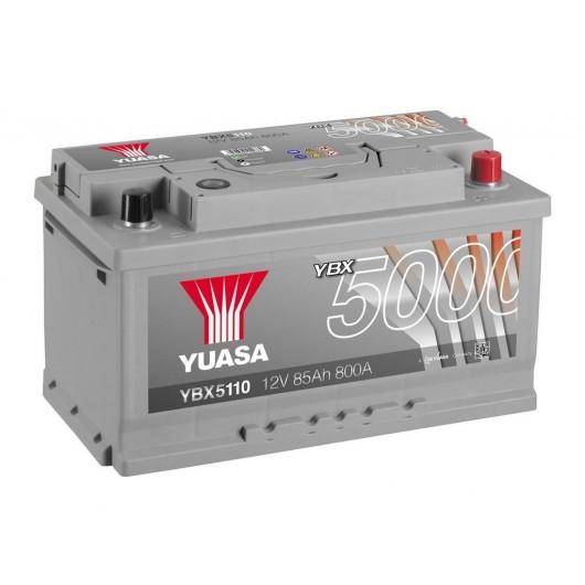 Baterie auto Yuasa 12V 85Ah (YBX5110)