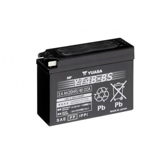 Baterie moto Yuasa FA 12V 2.3Ah (YT4B-BS)