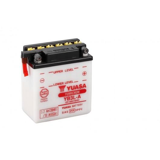 Baterie moto Yuasa YuMicron 12V 3Ah (YB3L-A)