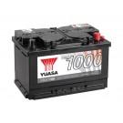 Baterie auto Yuasa 12V 70Ah (YBX1100)