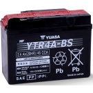 Baterie moto Yuasa FA 12V 2.3Ah (YTR4A-BS)